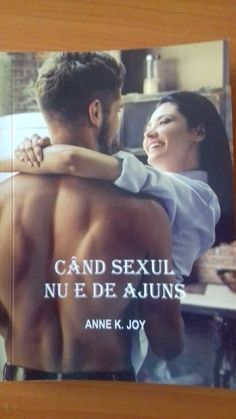 Când sexul nu e de ajuns – Anne K. Joy Seria Insuficient – Magic and Books