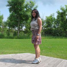 Isabel Marant Silea skirt