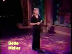I Wish You Love - Bette Midler