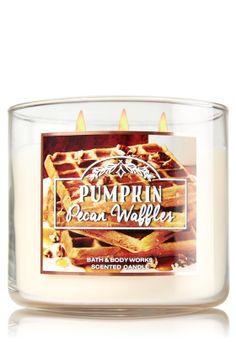 Pumpkin Pecan Waffle Candle