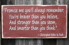 christopher robin quote to winnie the pooh