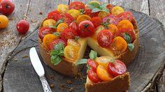 Cheesecake salata ai