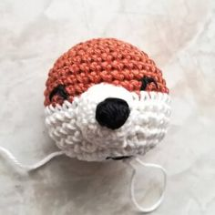 Kopf Fuchs Crochet Hats, Beanie, Patterns, Crochet Fox, Knitting Hats, Beanies, Beret