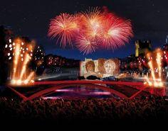 Soirée 14 juillet 2013 Ville de Narbonne