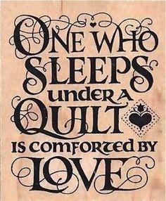 Love: What Are Quilters Blogging About Today?