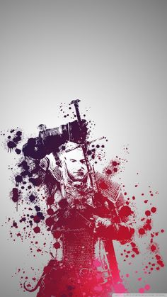 phone wall paper anime Free The Witcher 3 Wild Hunt Geralt of Rivia phone wallpaper by The Witcher 3, Witcher 3 Art, The Witcher Books, Witcher 3 Wild Hunt, Fantasy Warrior, Fantasy Art, Cellphone Wallpaper, Iphone Wallpaper, Cd Project Red