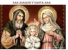 Felíz día de San Joaquín y Santa Ana, los Abuelitos de Jesús.26 DE JULIO 2015. https://instagram.com/p/5ml8dCCZ7n/