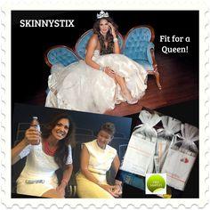Mrs. Colorado loves her SkinnyStix and so will you! #skinnystix #livinglimitless #youevenbetter #burgessbiz