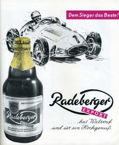 Boy Pictures, Vintage Pictures, Most Popular Drinks, Beer Poster, East Germany, Vintage Ads, Beautiful Day, Alcoholic Drinks, Advertising