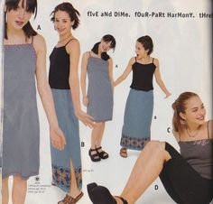 The also boxy maxi skirts. | 16 Things Delia's Absolutely Needs To Bring Back