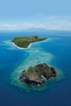 Vomo Island, Fiji.