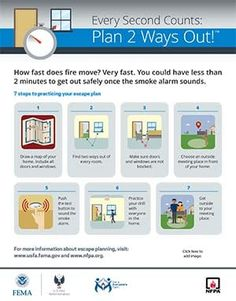 plan 2 ways out infographic