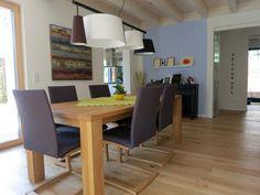 Innenausbau Esszimmer, Innenausbau Küche, Innenausbau Haus ... Esszimmer Modern Gemutlich