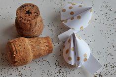 Grimmskram: Glückskekse zu Silvester. Fortune Cookies New Year's Eve