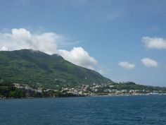 Nave, Forio Ischia→Napoli, Napoli Italia (Maggio)