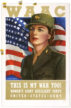 Overview - Women in the Military - WWII - LibGuides at Minnesota ...