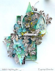 "Mixed Media & Art: ""Imagination"" by Evgeniya Vlasenko"