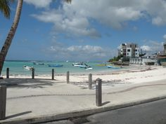 Updated Boardwalk at Little Bay, St. Lawrence Gap, Christ Church, Barbados