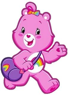 Care Bears Page 4 - Care Bears Characters