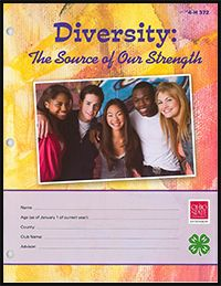 Diversity: The Source of Our Strength from Ohio 4-H