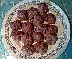 17 Day Diet Gal: Becky's Meatballs (C1)