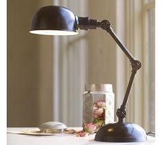 pottery barn lamp