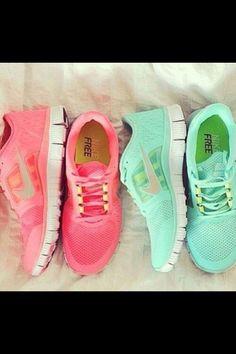 Leuk hardloop schoenen