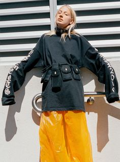 Jeet Pavlovic for a HYPEBAE Editorial Styled by Yi Ng Photography by Jacob Han