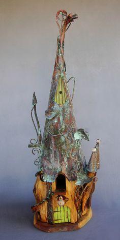 Arbor Castle Bird Houses