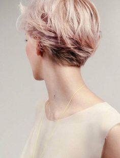 Short Hairstyles 2014  I like the back of this style
