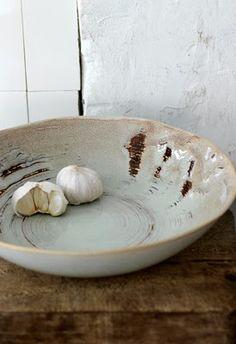 Gypsy Interior Design Dress My Wagon| Serafini Amelia| Design Your Dream Travel Trailer| Ceramic Over-sized Bowl
