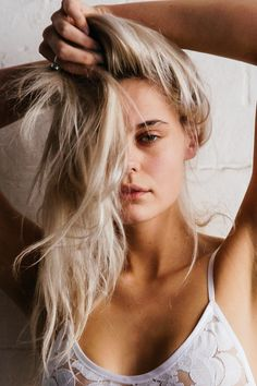 Chloe Bralette • Taylah Roberts // Temper Collective