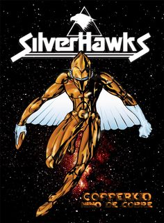 Silverhawks!!!
