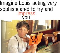 """Imagine ; Louis"" by imagine-1d ❤ liked on Polyvore"