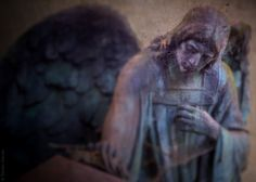 An angel without hope Without Hope, Digital Photography, Lion Sculpture, Angel, Statue, Art, Art Background, Angels, Kunst