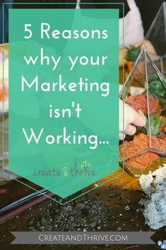 So often I hear people asking, in frustration 'I'm posting on Instagram and Facebook all the time, but I'm still not selling anything! Why?!'. I hear you. It's maddening, exasperating, and exhausting. But chances are, there IS a reason.  #etsy #etsybusiness #podcast Starting An Etsy Business, Small Business Start Up, Small Business Marketing, Sales And Marketing, Business Branding, Online Marketing, Digital Marketing, Creative Business, Business Tips