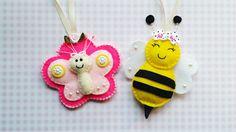 Bee & Butterfly Kid's room decor | Miimeawsocute | madeit.com.au