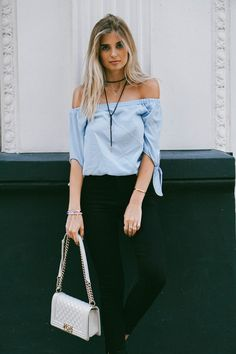 Aktuelle Mode- & Fashion-Trends im Blog von Xenia Overdose entdecken ♥ Another day at the office ♥ Blogwalk.de