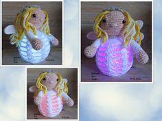 15 best Kerst. images on Pinterest   Action, Crochet free patterns ...