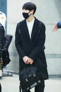 BTS Jungkook | At Incheon Airport