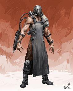 Post Apocalyptic Costume, Post Apocalyptic Art, Fallout, Apocalypse World, Apocalypse Art, Fantasy Character Design, Character Inspiration, Character Art, Cyberpunk Character