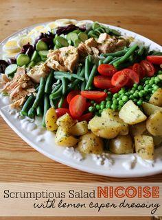 Scumptious Salad Nic