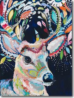 SkylineArtEditions.com - D for Deer , $25.00 (http://www.skylinearteditions.com/d-for-deer/)