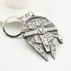 Find More Key Chains Information about Euro American Movie Star Wars Millennium Falcon Keychains Metal Punk Cool Key Chains Fashion Men Key Rings Wholesale Jewelry,High Quality jewelry ring making,China ring jewelry making Suppliers, Cheap jewelry band from hu hu's store on Aliexpress.com