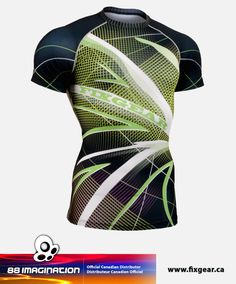 FIXGEAR CFS-71 Skin-tight Compression Base Layer Shirt