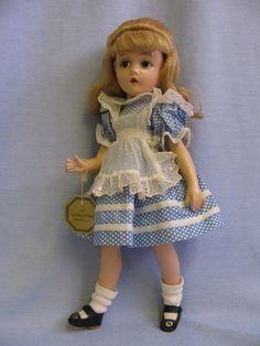 Wendy Ann as Alice in Wonderland