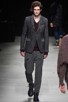 Miharayasuhiro Fall 2015 Menswear - Collection - Gallery - Style.com