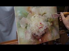 Небольшой этюд. Process of creating oil painting from Oleg Buiko. - YouTube