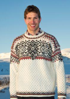 Norwegian ski team olympic sweater Salt Lake City 2002 http://www.dalegarn.com/shop_pattern_detail.php?hId=1375