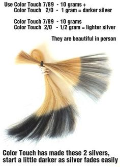 "... Silver + Violet Metallic - Brand NEW! Demi + Permanent Hair Color "" Kenra; "" ..."